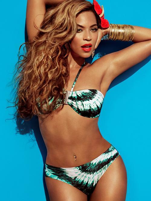 Beyonce giảm đến 9kg chỉ trong 2 tuần.