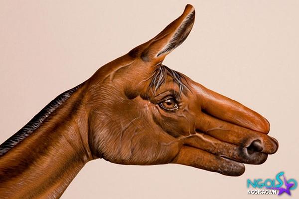 Ngắm tạo hình tuyệt đẹp từ đôi bàn tay (8)