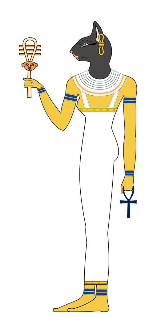 Nữ thần Bastet