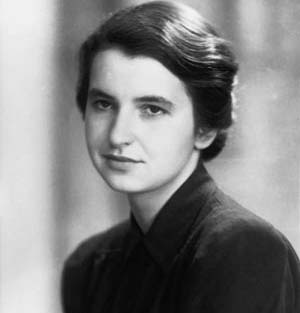 Rosalind Franklin (Ảnh: physicsweb)