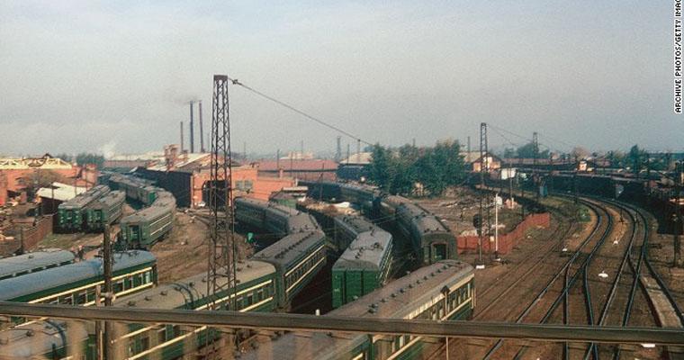Tuyến đường sắt xuyên biên giới Siberia