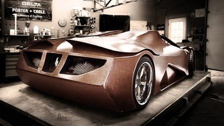 Mang trong mình một động cơ 4.6L V8 tăng áp kép, nhưng chiếc Splinter này chưa từng lăn bánh