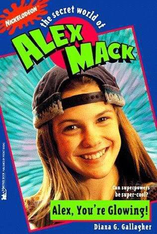 Alex Mack, cô bé làm dậy sóng teen Việt năm 1998.