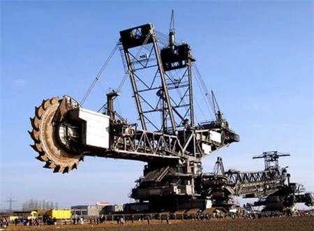 Khả năng tiêu thụ năng lượng của cỗ máy này tương đương một thành phố nhỏ