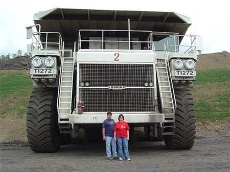 Xe siêu tải trọng T1-272