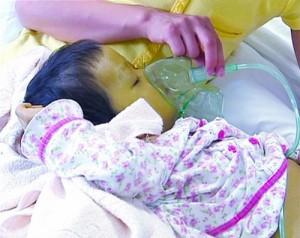 Tình trạng sức khỏe của bé Ngữ Đồng đang rất xấu