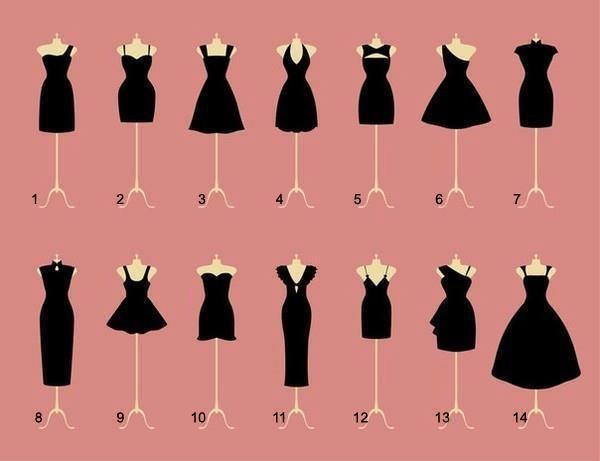 Một số kiểu trang phục của phụ nữ