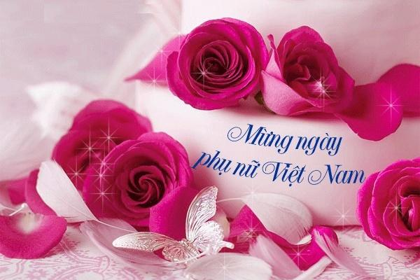 Những lời chúc hay nhất cho ngày phụ nữ Việt Nam 20/10