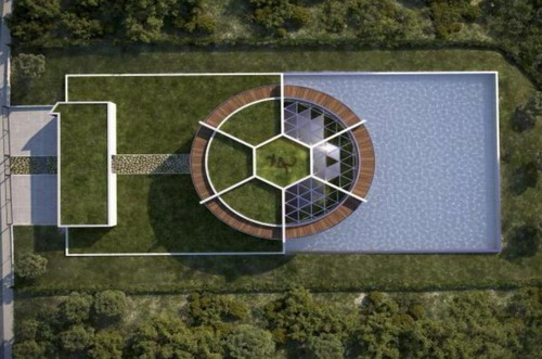 Xem phối cảnh dinh thự độc đáo sắp xây của Messi