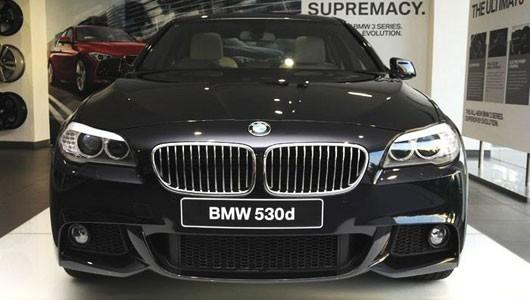 Cách đặt tên xe của BMW