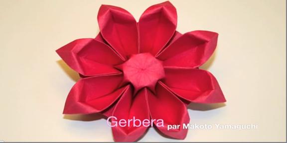 [Video] Nghệ thuật xếp giấy Origami: Hoa đồng tiền