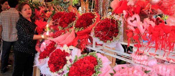 Campuchia: 47% nam giới sẵn sàng cưỡng bức người yêu vào dịp Valentine