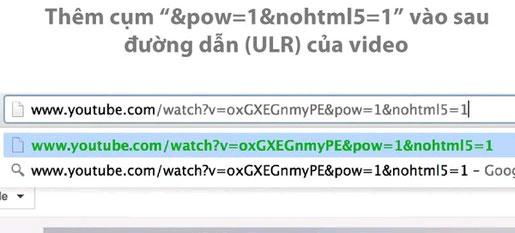 Nghịch 6 tính năng ẩn thú vị của Youtube