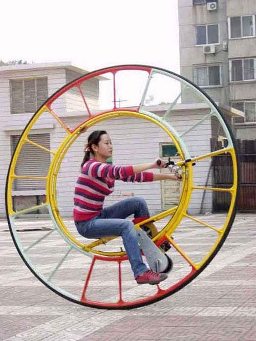 Lạ mắt với những chiếc xe đạp siêu độc đáo (3)
