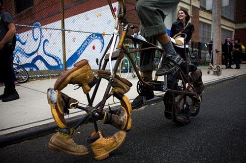 Lạ mắt với những chiếc xe đạp siêu độc đáo (2)