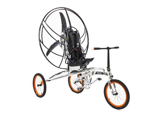 Lạ mắt với những chiếc xe đạp siêu độc đáo (5)