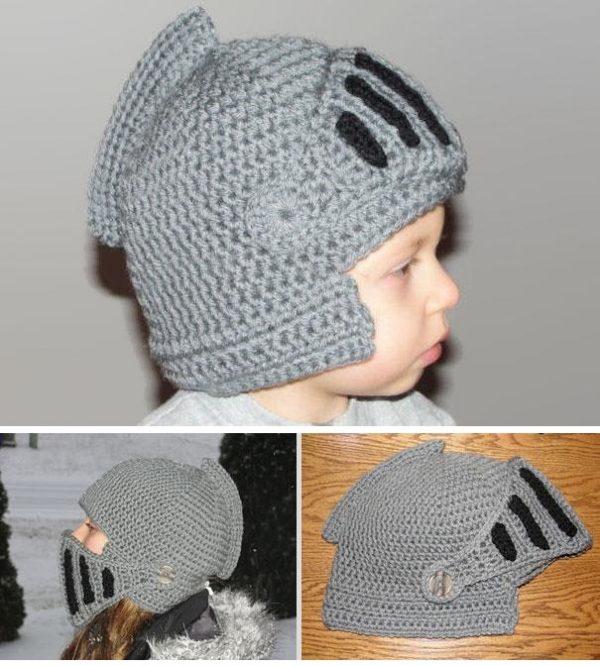 Chiếc mũ len giữ ấm cho trẻ - life hack