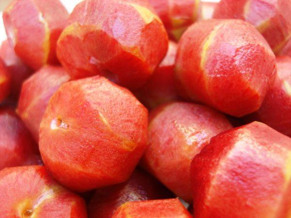 Tiếp theo là mận chua