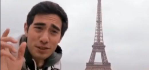 ao thuat lam bien mat thap Eiffel