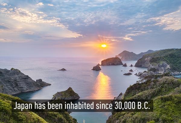 Những sự thật thú vị ở đất nước mặt trời mọc