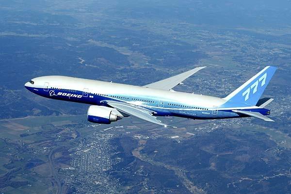 Boeing 777 – Boeing 777-200LR Worldliner