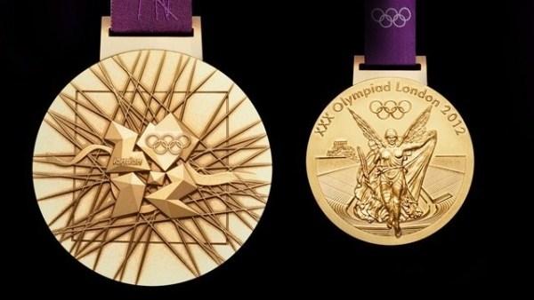 Nhiều người cho rằng huy chương vàng Olympic toàn bộ đều được làm bằng vàng, nhưng thật ra chỉ có 1,34% là vàng.