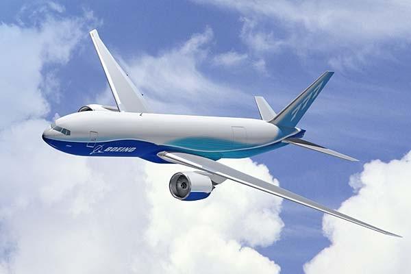 Boeing 777 Freighter lại là máy bay chở hàng hai động cơ lớn nhất thế giới
