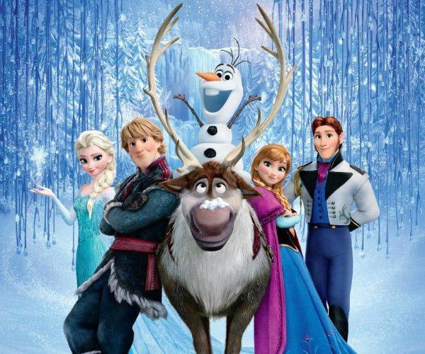 """""""Frozen"""" được lấy cảm hứng từ câu chuyện """"Bà chúa tuyết"""" của tác giả Hans Christian Andersen xuất bản lần đầu năm 1845"""