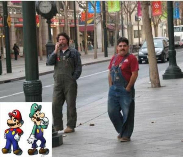 Chàng Mario nổi tiếng