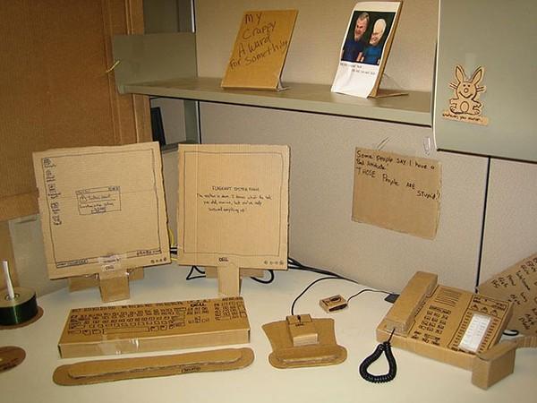 """""""Nâng cấp"""" máy tính và văn phòng làm việc toàn diện."""