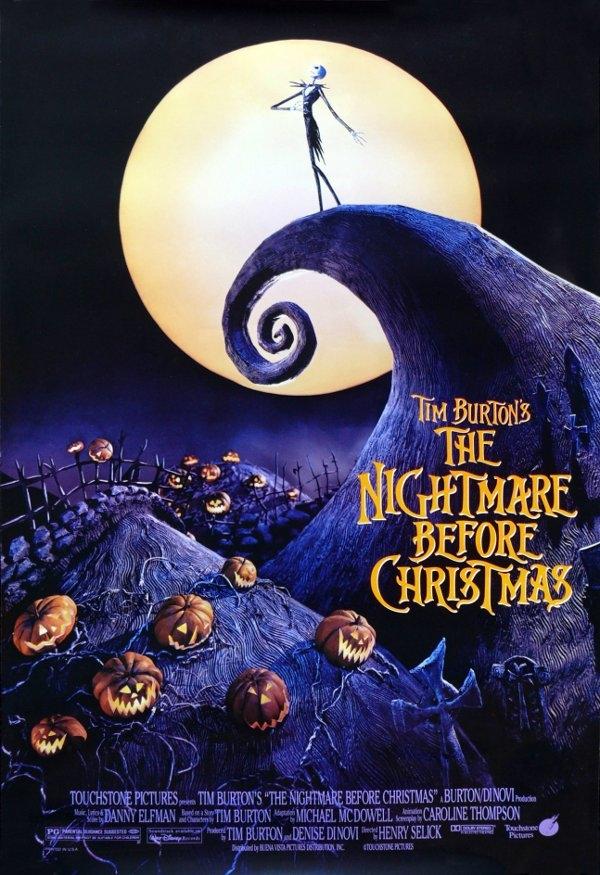 Một phút phát sóng của The Nightmare Before Christmas đã tốn hết một tuần lễ thực hiện.