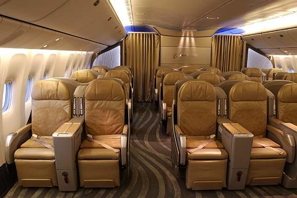 Đây cũng là dòng máy bay có cabin rộng rãi và linh hoạt bậc nhất.