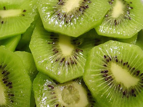 Chắc bạn đã từng được nếm vị chua của quả Kiwi này rồi chứ