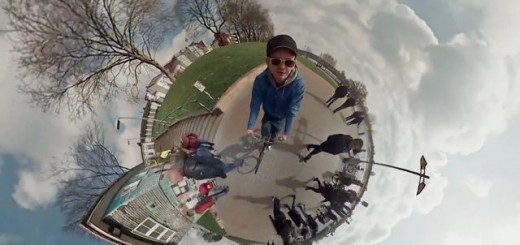 360 Grad Video mit 6 GoPros