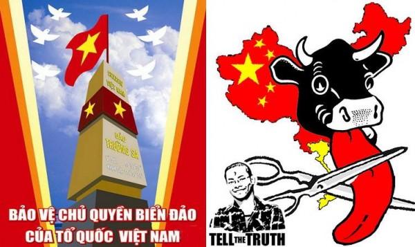 Bảo vệ chủ quyền biển đảo Việt Nam