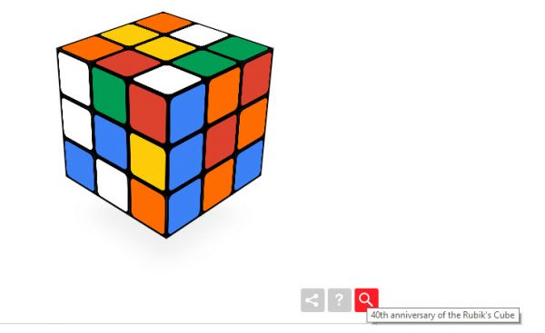 Logo Google hôm nay 19/05/2014