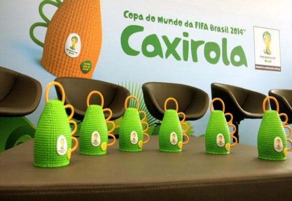 Caxirola - Nhạc cụ phổ biến ở Brazil