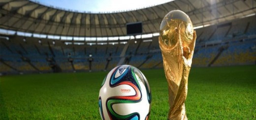 Trái bóng Brazuca sẽ đồng hành cùng các đội bóng kỳ World Cup năm nay