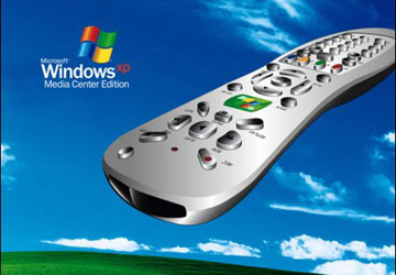 Windows Media Center Edition, 2003, 2004, 2005
