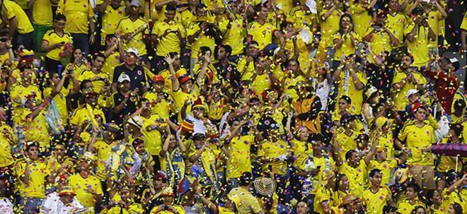 Columbia có lượng fan đông đảo hơn nhiều người tưởng