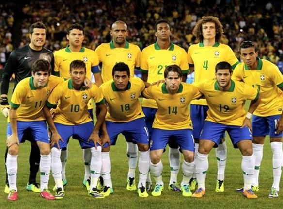 Brazil - Đội tuyển vô địch World Cup nhiều nhất
