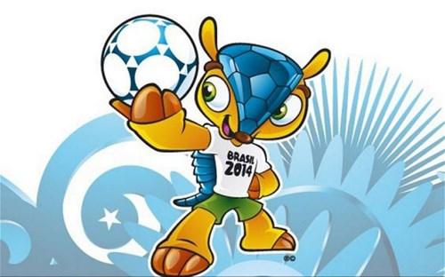 Linh vật World Cup năm 2014