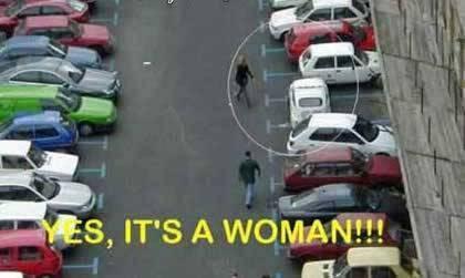 Ưu tiên cho phụ nữ...