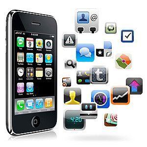 Số lượng ứng dụng của iPhone được download vẫn tiếp tục tăng lên từng phút