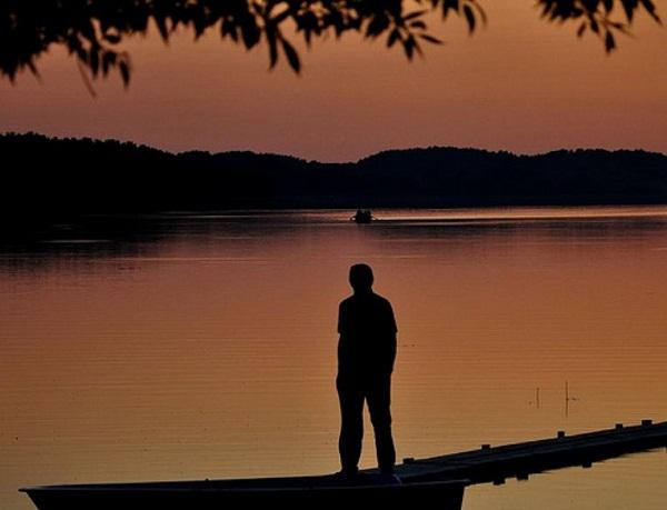 Silhouette by Ruben Kon