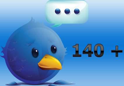 Tại sao Twitter giới hạn ở 140 kí tự?