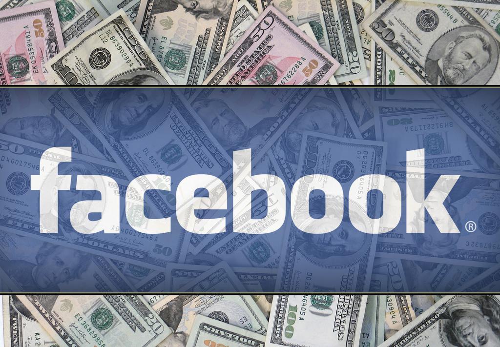 Facebook kiếm tiền bằng cách nào?