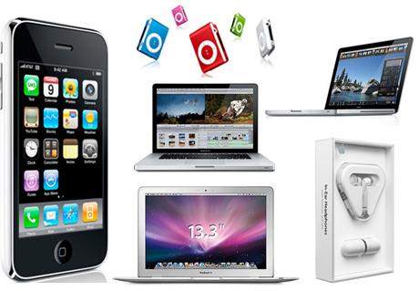 """Tại tên gọi sản phẩm của Apple bắt đầu bằng chữ """"i""""?"""