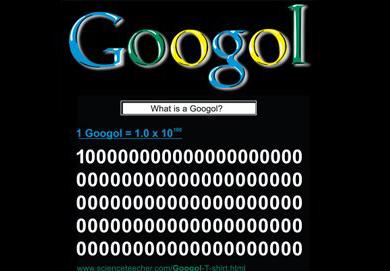 Googol là gì?