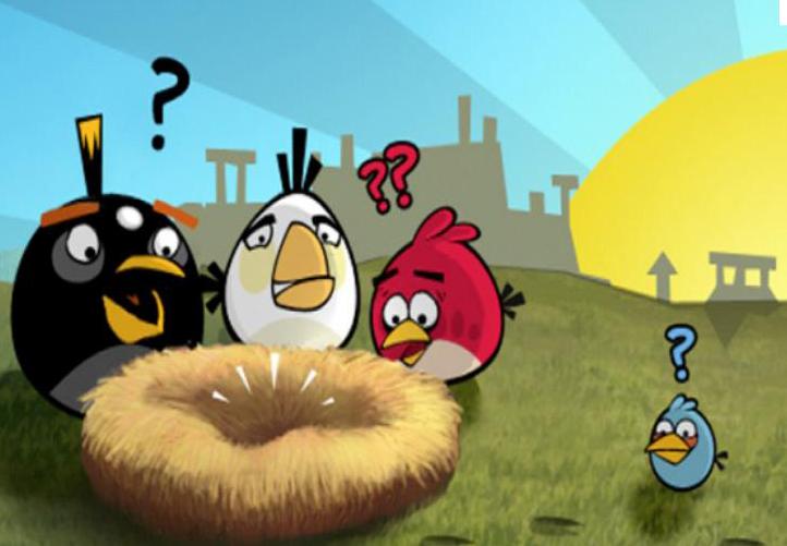 Tại sao những chú chim Angry Bird lại nổi giận?
